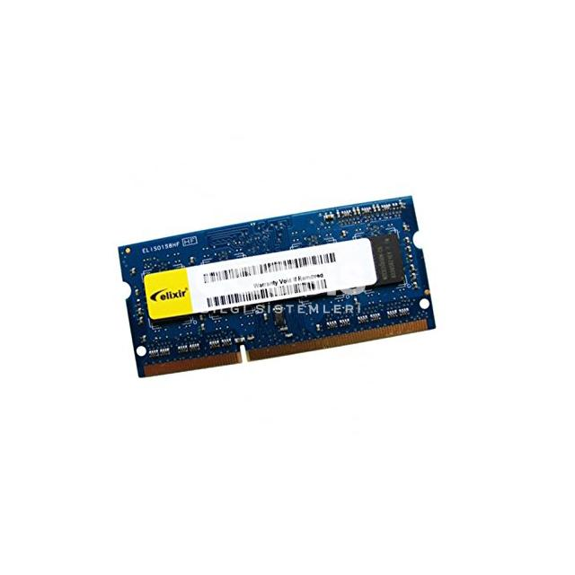 Elixir 2GB 1RX8 PC3-10600S 9-10-B2 1333 MHZ 2 GB Laptop Ram