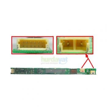 Sony Vaio VGN-SF İnverter TW9394V-0 MPV5K003 6 Pin invertör