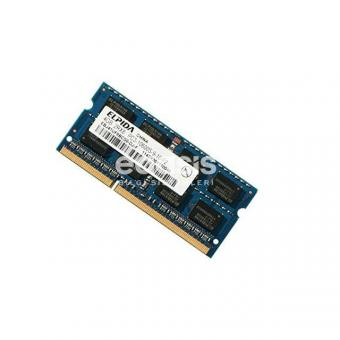 Elpida 4GB Ddr3 Notebook Ram 1333 MHZ 4GB 2RX8 PC3 10600S-9-10-F2