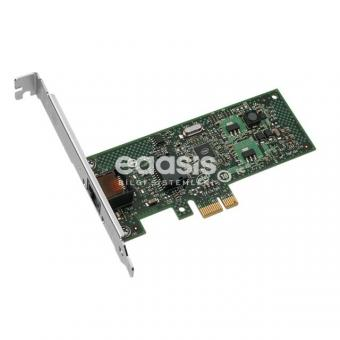 İntel Gibabit Ethernet Kartı PCİ_E CPU_E98152 B 32710-001REV