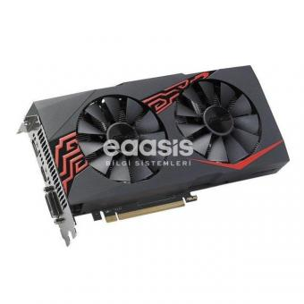 Asus RX570 4GB 256 BİT Expedition OC Ekran Kartı PCİ-E EX-RX570