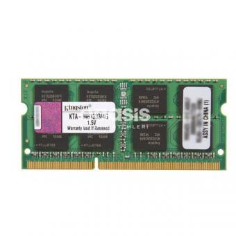 Kingston 4GB DDR3 1333 MHZ KTA_MB1333/4B Notebook Ram